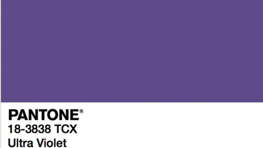 PANTONE 18-3838- Ultra Violet