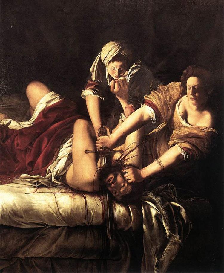 artemisia-gentileschi-giuditta-uffizi
