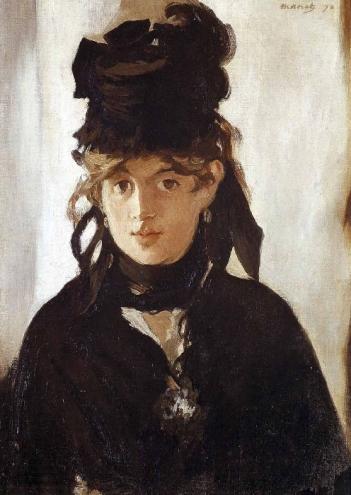 Berthe Morisot ritratto